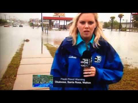 Hilarious Pensacola news clip