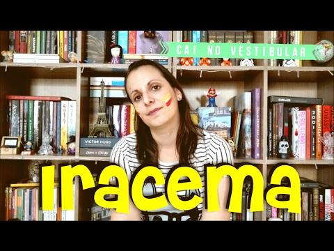 Iracema, de José de Alencar | Cai no Vestibular | Pilha de Leitura