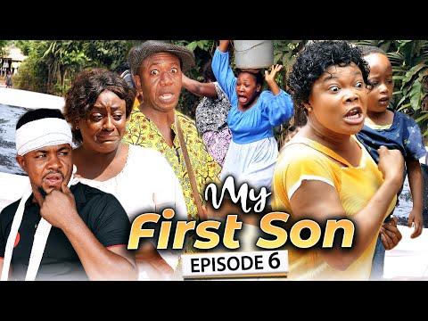 MY FIRST SON EPISODE 6 Final (New Movie) Queen Nwokoma & Darlington Latest Nigerian Nollywood Movie