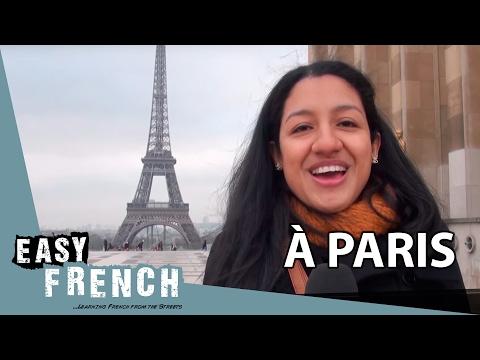 Easy French 1 - à Paris!