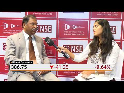 Uday Bhaskar On Bharat Dynamics' Market Debut