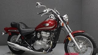 7. 2004 KAWASAKI EN500 VULCAN 500 LTD  - National Powersports Distributors