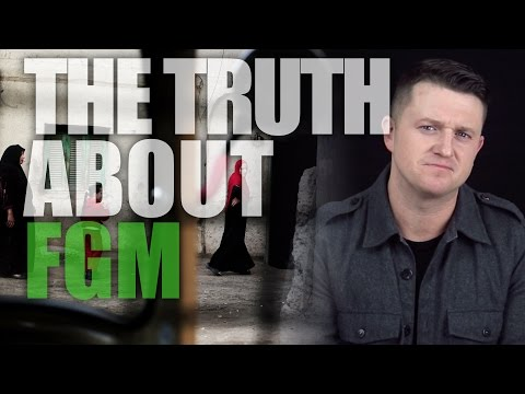 Tommy Robinson: Female Genital Mutilation is an Islamic custom (видео)