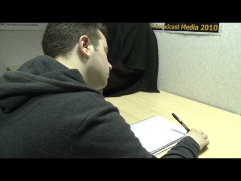 The Exam by Ilianna Ntouvli (видео)