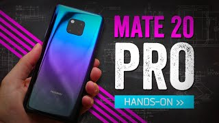 Video Huawei Mate 20 Pro Hands-On: The Phone I Crossed An Ocean For MP3, 3GP, MP4, WEBM, AVI, FLV Januari 2019