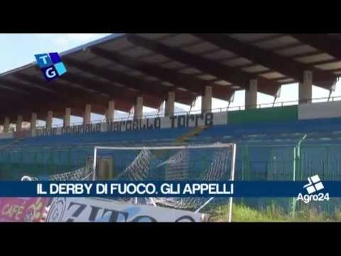 pagani. salerno. vigilia del derby con la salernitana, l'appello