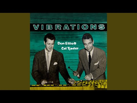 Cal Tjader / Don Elliott ‎– Vibrations