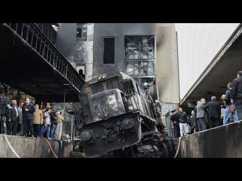 Ägypten: Dutzende Tote und Verletzte bei Brand im Bah ...