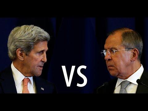 Лавров и Керри схлестнулись в битве доказательств в ООН - DomaVideo.Ru