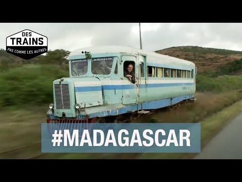 Madagascar - Des trains pas comme les autres -Documentaire voyage