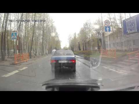 Авария в Томской области