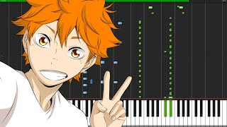 I'm a Believer - Haikyuu!! Second Season (Opening) [Piano Tutorial]