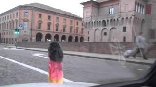 Ferrara Italy  city images : Ferrara Italy Italien 8.10.2015