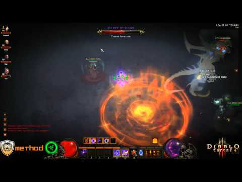 Diablo 3 - Diablo (Hell) Kill Video Video
