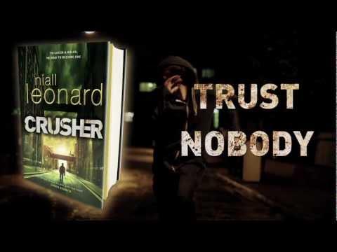 Crusher by Niall Leonard - book video trailer