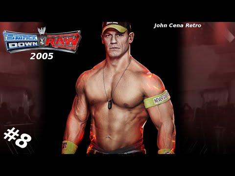 Smackdown Vs Raw Season Mode - John Cena Episode 8 - VENGANCE!!!