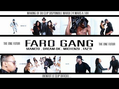 La Faro Gang _ Dream Dk _ Michenzo __ Maneto _Faz'r Making (видео)