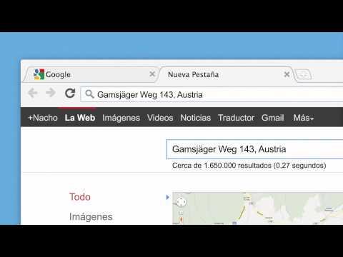 Video 4 de Google Chrome: Comercial - Ignacio, aventurero