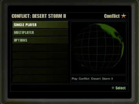 Conflict : Desert Storm II Playstation 3