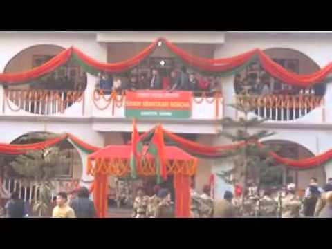 SKM - A BLACK DAY FOR DEMOCRACY: This is a 6 min unedited full video shot by an amateur from a building opposite of the Sikkim Krantikari Morcha head office at Tad...