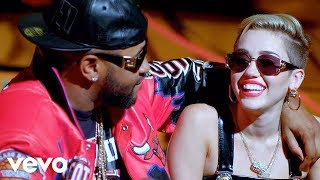23- Mike Will(Ft. Miley Cyrus) YouTube video