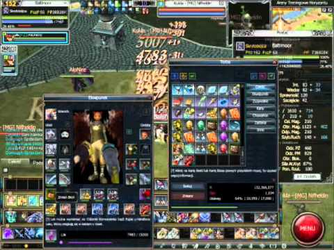 Assasin rappelz pl 396 speed atk and 4700 atk fiz