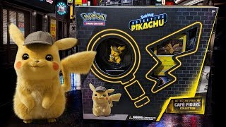 Pokemon Detective Pikachu Cafe Figure Collection Opening! by The Pokémon Evolutionaries