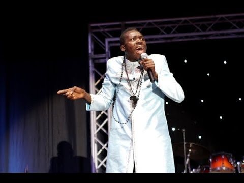 AKPORORO's Performance at Yaw Live on Stage 2013
