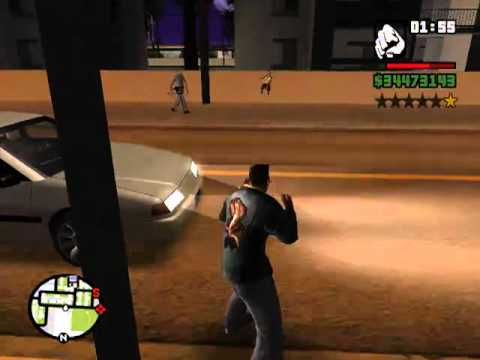 LAS CLAVES DE GTA SAN ANDREAS MAS IMPORTANTES para mi :P (PC)
