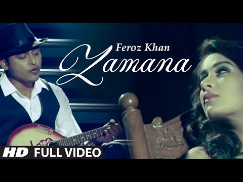 ZAMANA FULL VIDEO SONG | DIL DI DIWANGI | FEROZ KHAN