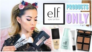 Full Face Using ONLY Elf Cosmetics Products! by ThatsHeart