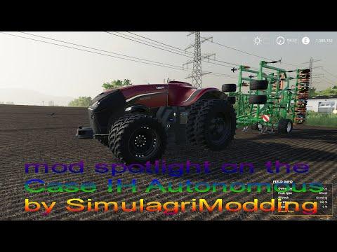Case IH Autonomous v1.0.0.0