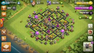 Video Clash of Clans-Th8 Push to Champion Startegy 1 (SAVE DARK ELIXER AND GAIN TROPHIES) MP3, 3GP, MP4, WEBM, AVI, FLV Mei 2017