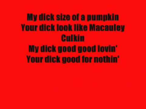 My Dick - Mickey Avalon