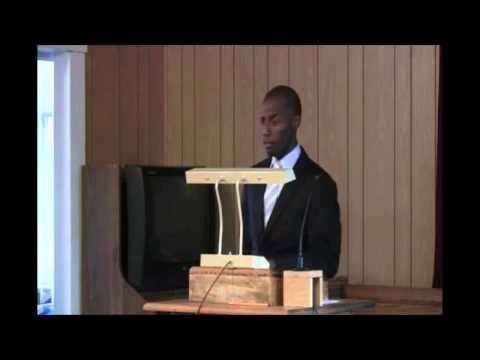 Testimony of THE FORERUNNER: New Age Agenda
