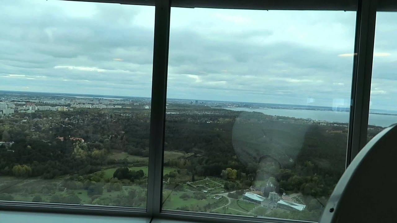 Tallinnan tv-tornissa jo<br /> miljoonas kävijä