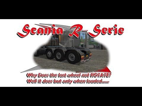 Scania R-Serie v3.0