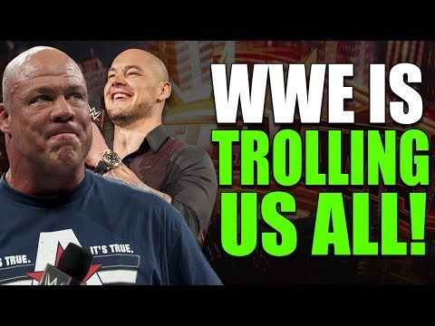 How WWE Is Swerving/Trolling Us At Wrestlemania 35!