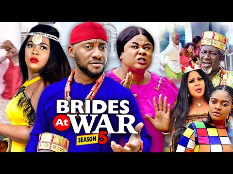 BRIDES AT WAR SEASON 5 - Yul Edochie (New Movie) 2020 Latest Nigerian Nollywood Movie Full HD