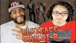 MY DAD REACTS TO Blueface - Thotiana Remix ft. Cardi B (Dir. by @_ColeBennett_) REACTION