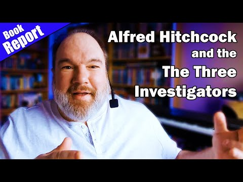 Alfred Hitchcock and the Three Investigators | BookTube | Kit's World