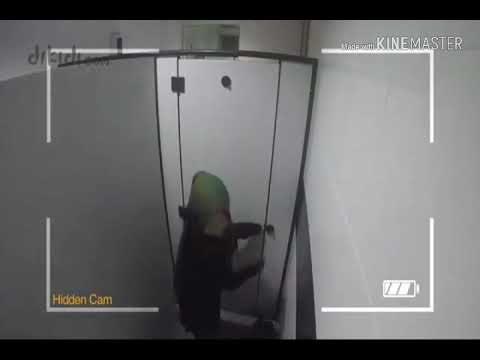 Prank Rekaman Action Camera Di Toilet 24 Jam