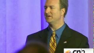 Grayson (KY) United States  City new picture : Trey Grayson, Kentucky Secretary of State, delivers his concession speech