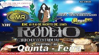 XII Rodeio Crioulo Estadual - GAN Anita Garibaldi - 16 a 19 de agosto 2018 - Encantado-RS - Quinta