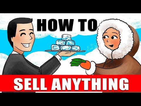 How to Sell Anything to Anyone - AIDA and 4Ps Method of Selling
