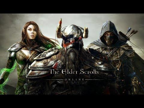 🍉Стрим по 💀The Elder Scrolls Online💀 Играем, общаемся;)