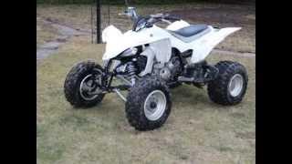 10. 2012 Yamaha YFZ 450
