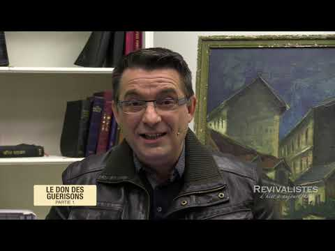 Franck ALEXANDRE - Revivalistes - Le don de guérison - Partie 1