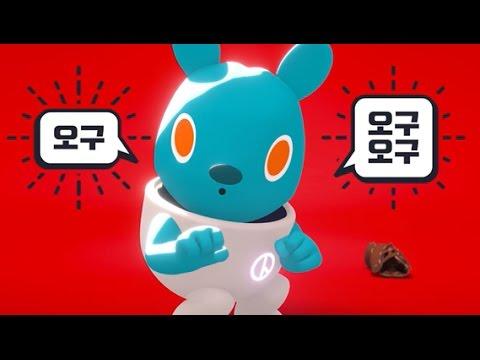 [스페이스정글] 제19대 대통령선거 홍보영상 영상 캡쳐화면