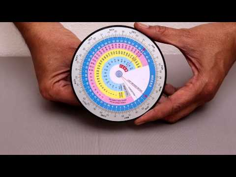 Pregnancy Due Date Calculator Wheel Chart and Ovulation Calendar